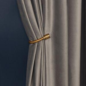 遮光カーテン オーダーカーテン 無地 断熱 寝室 リビング 北欧風 米式 1級遮光カーテン(1枚)