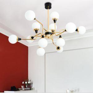 シャンデリア 照明器具 リビング照明 ダイニング照明 寝室照明 店舗照明 北欧風 枝型 12灯 D269