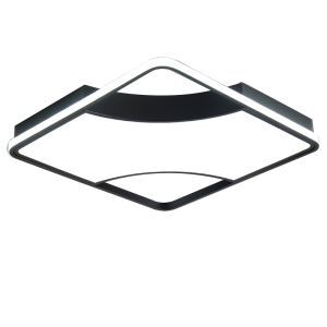 LEDシーリングライト 照明器具 天井照明 リビング照明 ダイニング 寝室 書斎 店舗 方形 オシャレ LED対応 CL8168