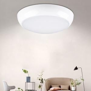 LEDシーリングライト 浴室照明 玄関照明 軒先照明 屋内屋外用 オシャレ IP65 18W