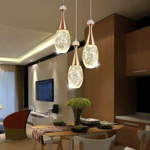 LEDペンダントライト リビング照明 吹き抜け照明 ダイニング 寝室 店舗 北欧風 ボウリング型 3/6/8灯 LED対応 QM8001