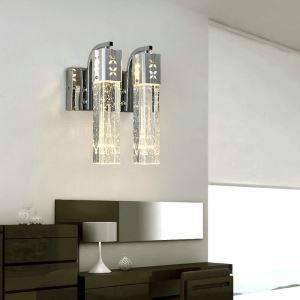 LED壁掛け照明 ウォールランプ ブラケットライト 玄関照明 間接照明 照明器具 気泡柱 LED対応 QM60102