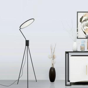 LEDフロアスタンド スタンドライト フロアランプ 書斎照明 リビング照明 三脚 北欧風 LED対応 QM85131
