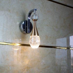 LED壁掛け照明 ウォールランプ ブラケットライト 玄関照明 間接照明 気泡付 ボウリング型 LED対応 QM6018
