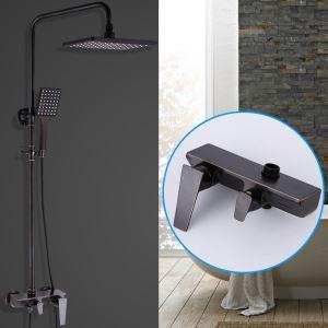 浴室シャワー水栓 シャワーシステム ヘッドシャワー+ハンドシャワー+蛇口 バス水栓 ORB