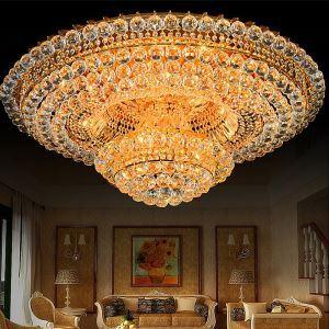 LEDシーリングライト クリスタル照明 天井照明 リビング照明 円形 オシャレ LED対応 LS83012