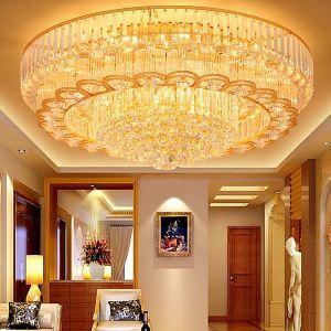 LEDシーリングライト クリスタル照明 天井照明 リビング照明 円形 オシャレ LED対応 LS89392R
