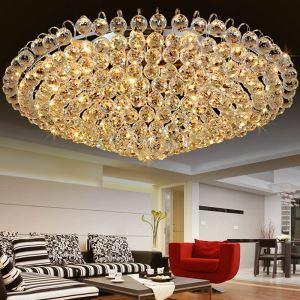 シーリングライト クリスタル照明 天井照明 リビング照明  クリスタル 豪華 LS83010