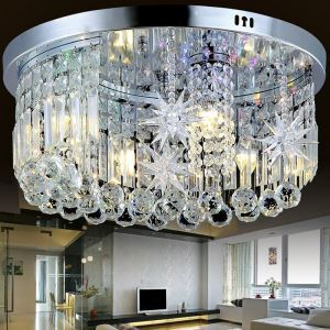 LEDシーリングライト クリスタル照明 天井照明 子供屋照明 星&月型 オシャレ LED対応 LS89010