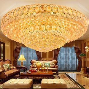 LEDシーリングライト クリスタル照明 天井照明 リビング照明 円形 オシャレ LED対応 LS89016