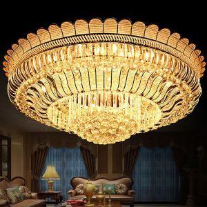 LEDシーリングライト クリスタル照明 天井照明 リビング照明 円形 オシャレ LED対応 LS89343