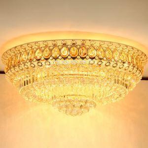 LEDシーリングライト クリスタル照明 天井照明 リビング照明 円形 オシャレ LED対応 LS89385