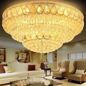 LEDシーリングライト クリスタル照明 天井照明 リビング照明 円形 オシャレ LED対応 LS89389