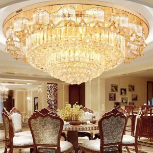 LEDシーリングライト クリスタル照明 天井照明 リビング照明 円形 オシャレ LED対応 LS89397