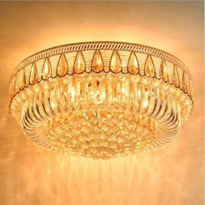 LEDシーリングライト クリスタル照明 天井照明 リビング照明 円形 オシャレ LED対応 LS89395