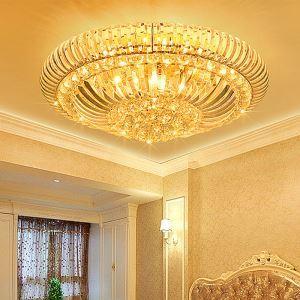 LEDシーリングライト クリスタル照明 天井照明 リビング照明 円形 オシャレ LED対応 LS89399