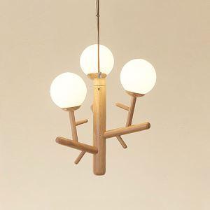 ペンダントライト 天井照明 リビング照明 子供屋照明 和風 3/6灯
