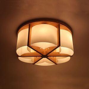 シーリングライト 天井照明 リビング照明 寝室照明 和風 4/6灯