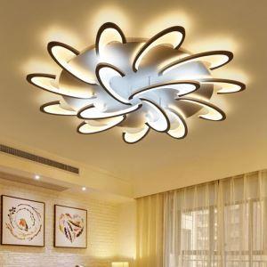 LEDシーリングライト 天井照明 リビング照明 寝室照明 風車型 LED対応