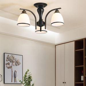 シーリングライト 天井照明 リビング照明 寝室照明 北欧風 枝型
