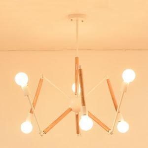 シャンデリア リビング照明 寝室照明 店舗照明 北欧風 スパイダー型