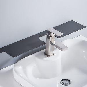 浴室棚 シェルフ 化粧棚 浴室収納 穴開け不要 黒色