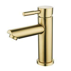 洗面蛇口 バス水栓 冷熱混合栓 手洗器水栓 水道蛇口 H168mm