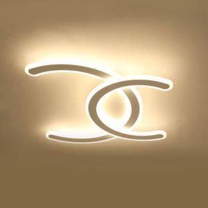 LEDシーリングライト 天井照明 リビング照明 寝室照明 オシャレ C型 12畳 LED対応