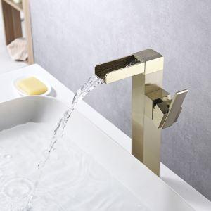 洗面水栓 バス蛇口 冷熱混合水栓 水道蛇口 手洗器水栓 2色 H290mm