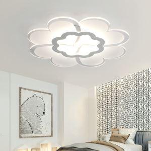 LEDシーリングライト 照明器具 天井照明 リビング 寝室 居間 オシャレ 花型 LED対応