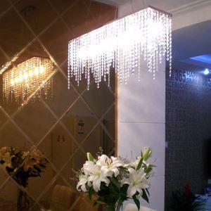 ペンダントライト 照明器具 天井照明 リビング照明 インテリア クリスタル 6灯