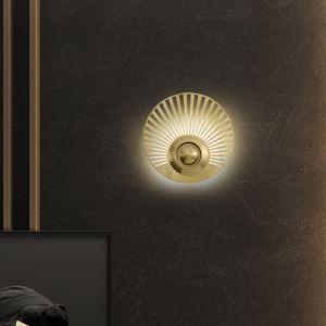 LED壁掛け照明 ブラケット ウォールランプ 玄関照明 枕元照明 扇形 LED対応 B5503