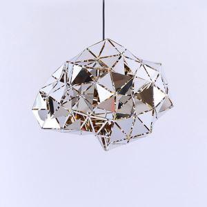 ペンダントライト リビング照明 ダイニング照明 寝室 玄関 廊下 店舗 ガラス 6畳8畳 北欧風 幾何型 1灯 SY244