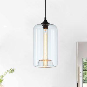 ペンダントライト 店舗照明 リビング照明 玄関照明 ガラス製 オシャレ 1灯