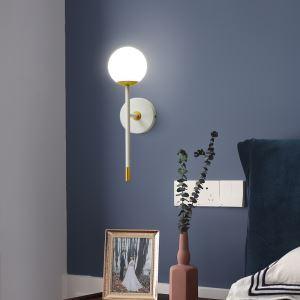 LED壁掛け照明 ブラケット 玄関照明 北欧 松明型 黒色白色 1灯 QM6202
