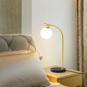 LEDテーブルランプ スタンドライト 読書灯 書斎照明 魔豆系 LED対応 QM6886