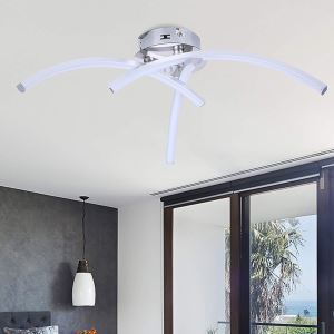 LEDシーリングライト 子供屋照明 玄関照明 天井照明 弧型 3灯 C230