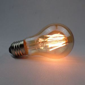 LED電球 バルブ レトロな電球 口金E26 A19 4W