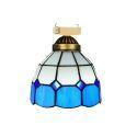 シーリングライト ステンドグラスランプ 玄関照明 店舗照明 簡単取付 D15cm 1灯 OFC1031