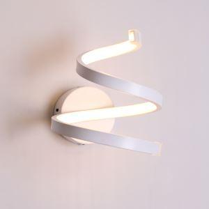 LED壁掛け照明 ブラケット 玄関照明 間接照明 波型 白色