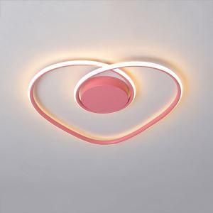 LEDシーリングライト リビング照明 寝室照明 子供屋照明 天井照明 ハート型 LB0601