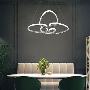 LEDペンダントライト リビング照明 子供屋照明 寝室照明 天井照明 花型 ハート型 LB1046