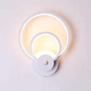 LED壁掛け照明 ブラケット 間接照明 玄関照明 二輪型 白色