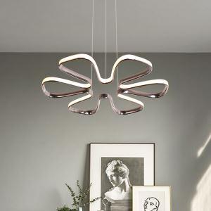 LEDペンダントライト リビング照明 子供屋照明 寝室照明 花型 LB1054