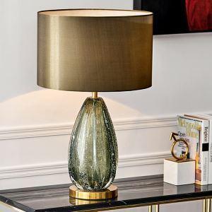 テーブルランプ スタンドライト 書斎照明 リビング照明 瑠璃  1灯 HY253