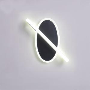 LED壁掛け照明 ブラケット 間接照明 玄関照明 弧型 LED対応