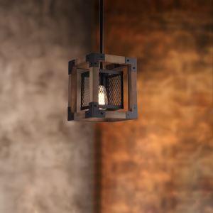 ペンダントライト ダイニング照明 子供屋照明 玄関照明 1灯 レトロ QM4122
