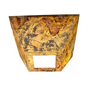 LEDシーリングライト 天井照明 玄関照明 天然石 3D立体 4畳 LED対応