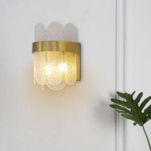 壁掛け照明 ウォールランプ ブラケットライト 玄関照明 北欧風 2色 2灯