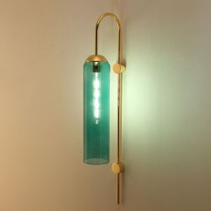 ウォールランプ 壁掛け照明 ブラケットライト 玄関照明 北欧風 2色 1灯